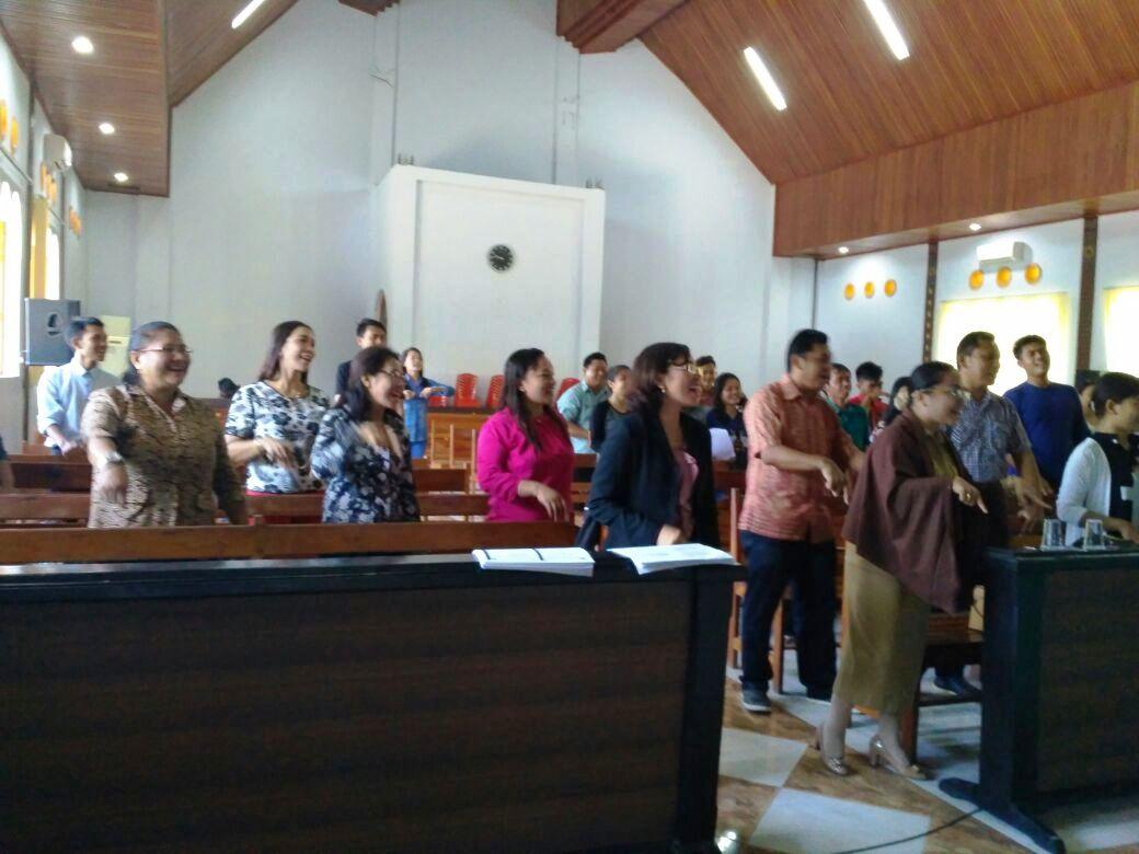 Peserta Seminar Hamba Tuhan